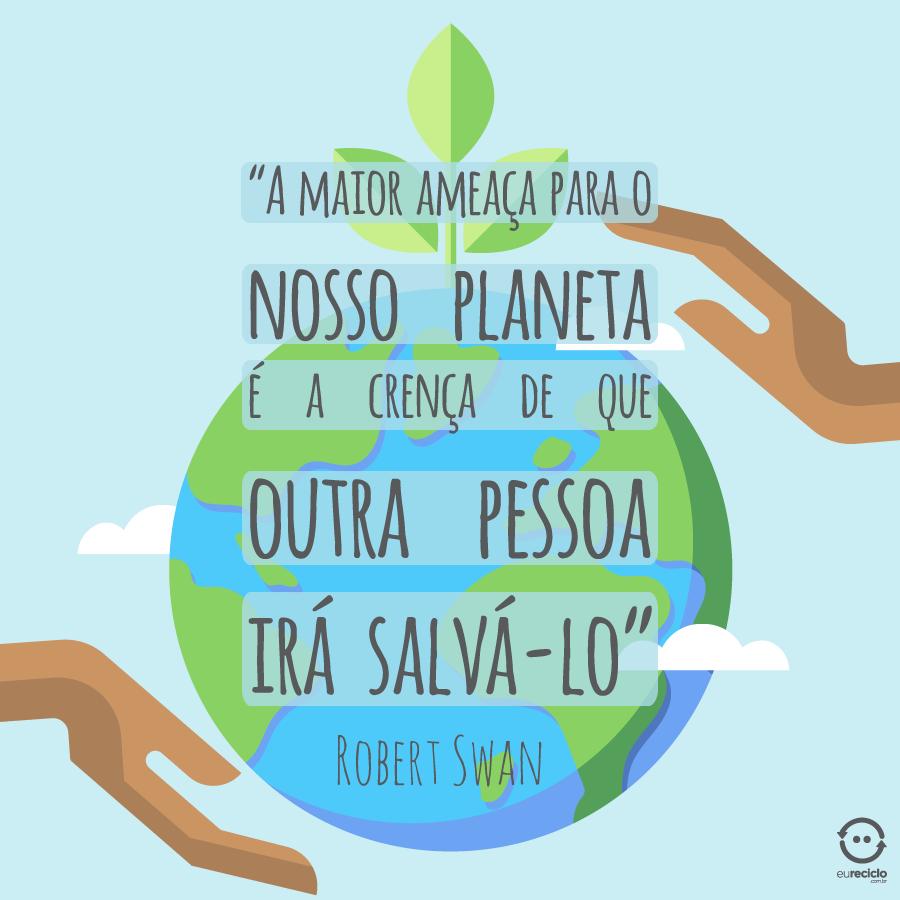 ameaça para o planeta
